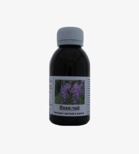 Иван-чай экстракт 125 мл. эко-биолайт.рф +79065647461