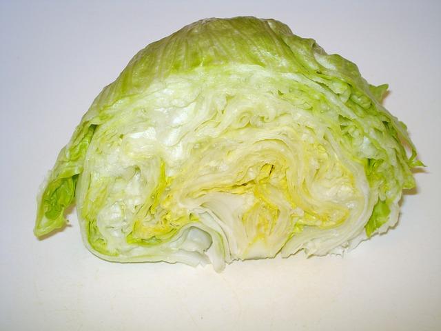 Салат айсберг